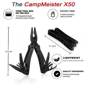 camping tool for hunting